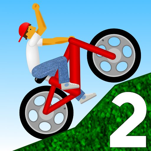 Bike Or Die 2 - Physics Bike Simulator app icon
