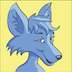 Little Blue Jackal -