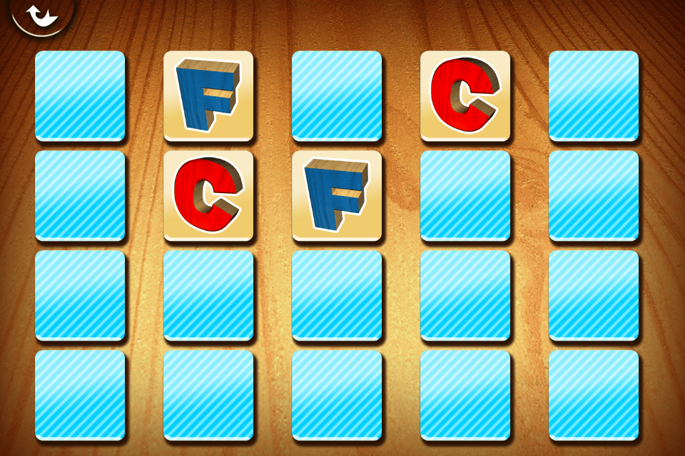 Screenshot Super 3D Alphabet